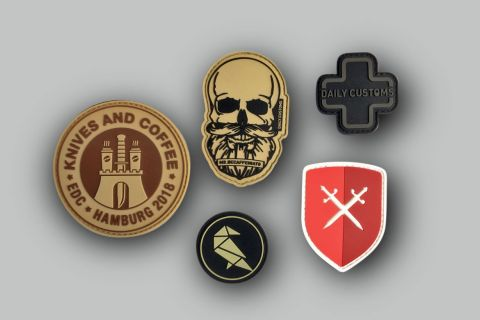 Diverse PVC-Patches